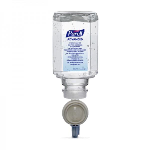 Cartouche de gel hydroalcoolique pour distributeur mural - 450 ml - carton de 6 cartouches
