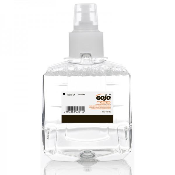 Savon mousse bactéricide GOJO - cartouche de 1200 ml