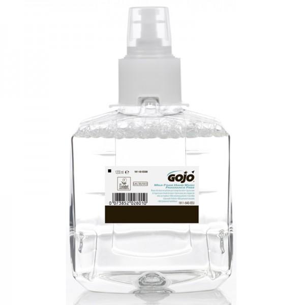 Savon mousse haut de gamme GOJO - cartouche de 1200 ml