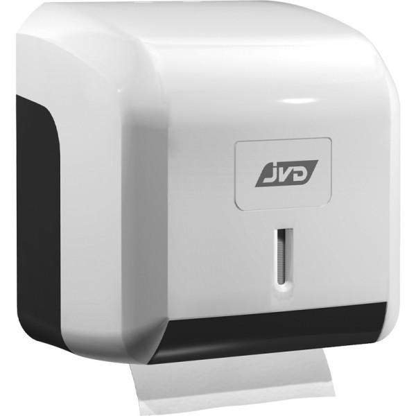 Petit distributeur papier toilette feuille à feuille mural