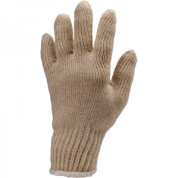 Gants en coton 100% tricoté