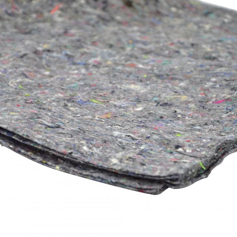 Chiffon non-tissé gris épais polyvalent sac de 500 formats