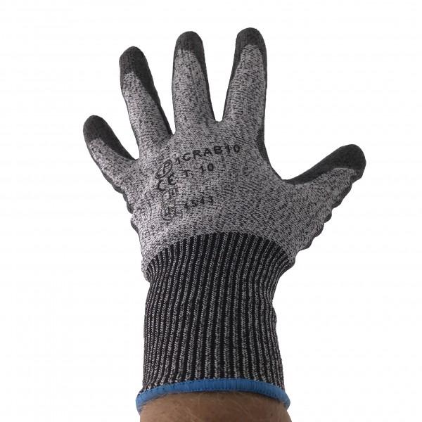 Gant anti-coupure tricoté fibre de verre enduit PU