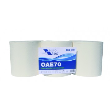 Bobine pure ouate blanche type 450F lisse 20 x 30cm