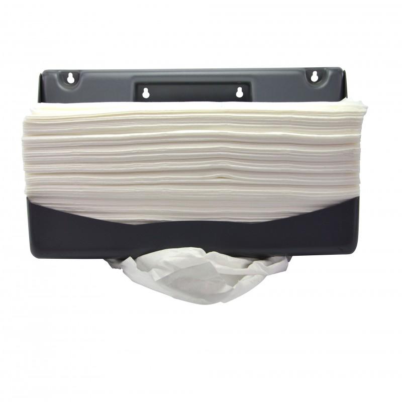 Chiffon non-tissé blanc enchevêtré antichaleur carton 650F