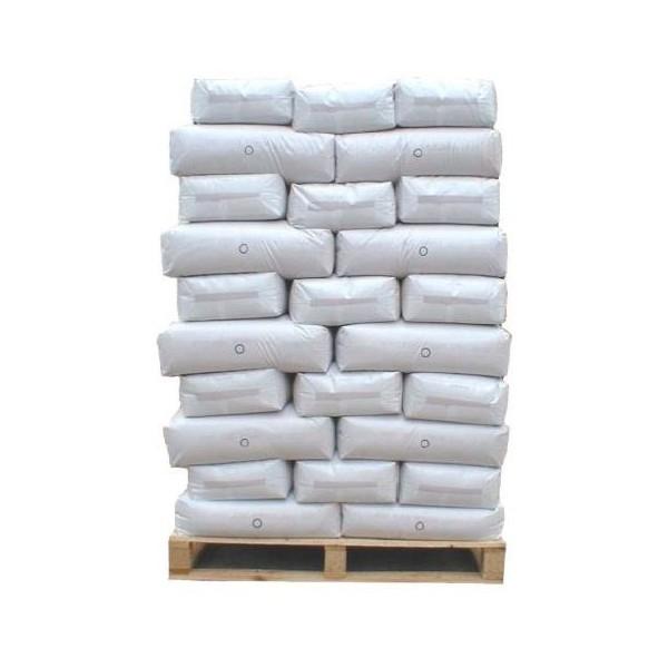 Absorbant granulés - montmorillonite calcinée - palette de 60 sacs de 18 kg