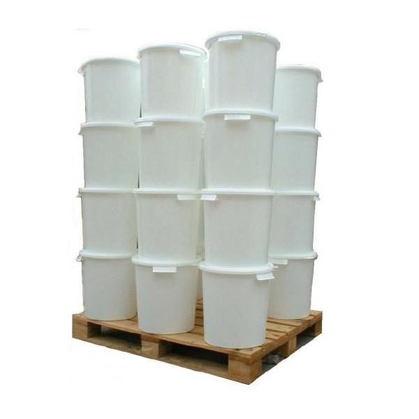 Absorbant granulés - terre de diatomée 05/10 - seau de 20 kg