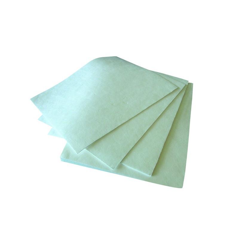 Chiffon non-tissé blanc feutré absorbant sac de 700 formats