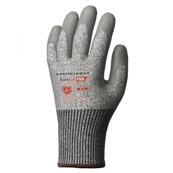 Gant de protection élevée anti coupure tricot HPPE