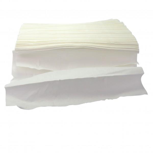 Non tissé ultra résistant blanc 42*40 cm  5*190 F 68 gr/m²