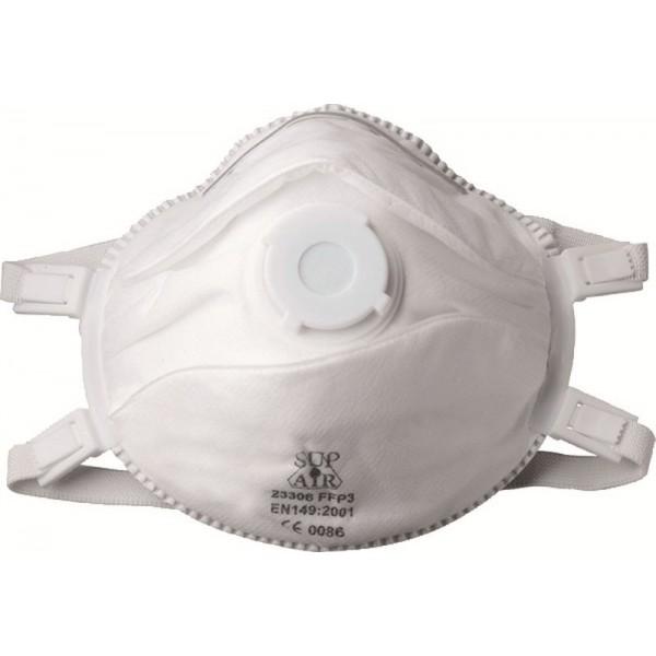 Masque de protection respiratoire FFP3