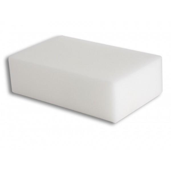 éponge mélamine blanche 120 x 70 x 35