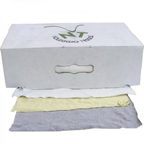Chiffon coton couleur - boite distributrice de 120 formats