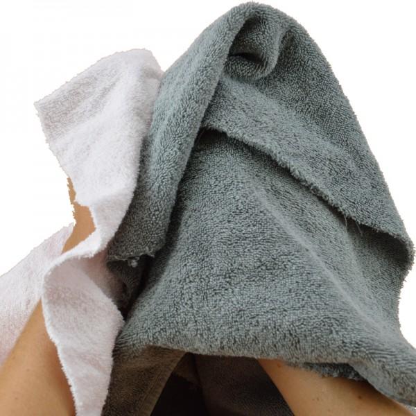 Chiffon coton couleur serviette éponge - sac de 8 kg