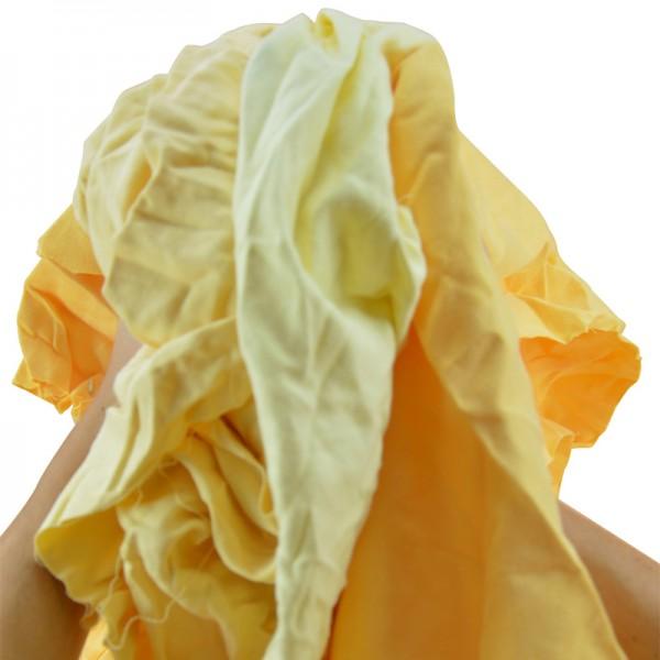 Chiffon 100 % coton nappage couleur pastel