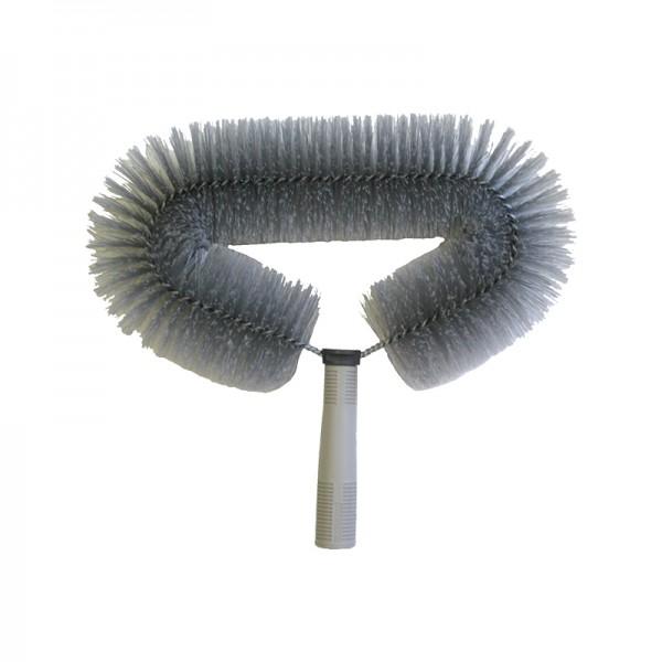 Tête de loup ovale avec douille conique
