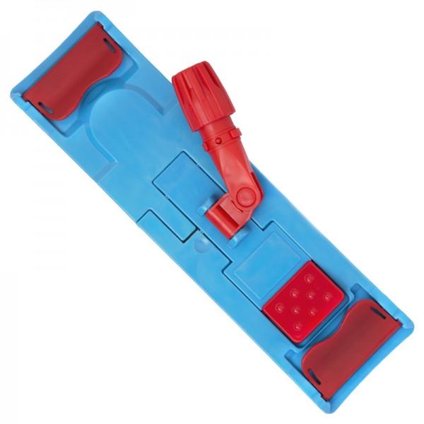 Monture de lavage à plat avec poches et languettes - 40 cm