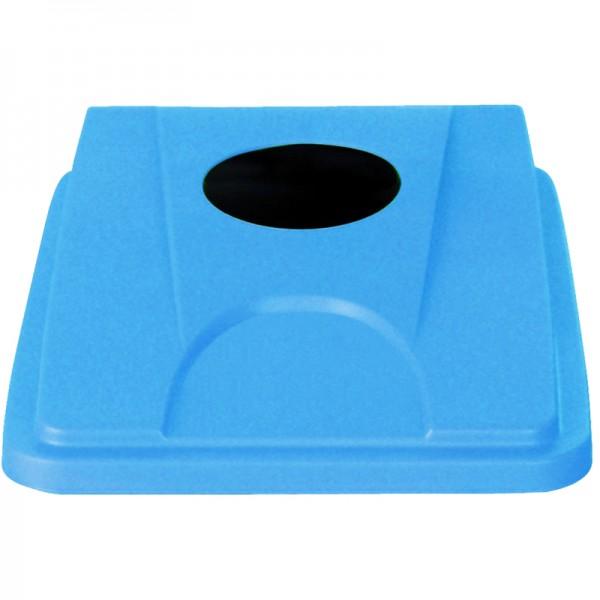 Couvercle de couleur pour conteneur de 80 litres