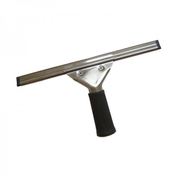 Raclette à vitre inox - 25 cm
