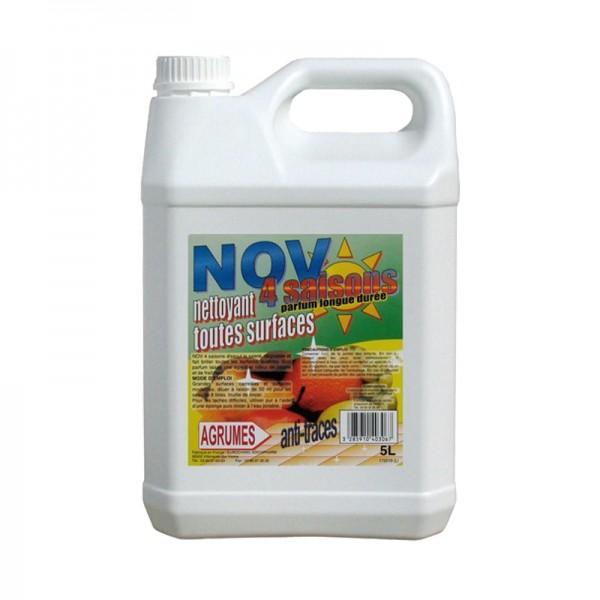 Bidon nettoyant 2D de 5 L - parfum agrumes