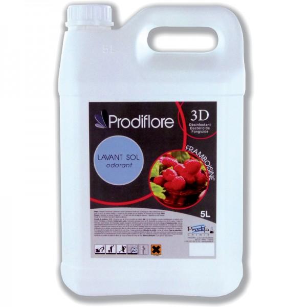 Bidon nettoyant 3D de 5 L - parfum framboisine