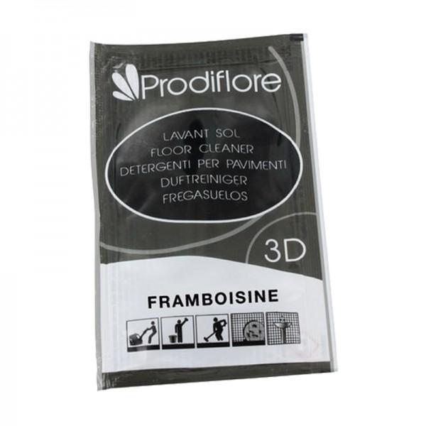 Nettoyant 3D en carton de 250 dosettes de 20ml - parfum framboisine