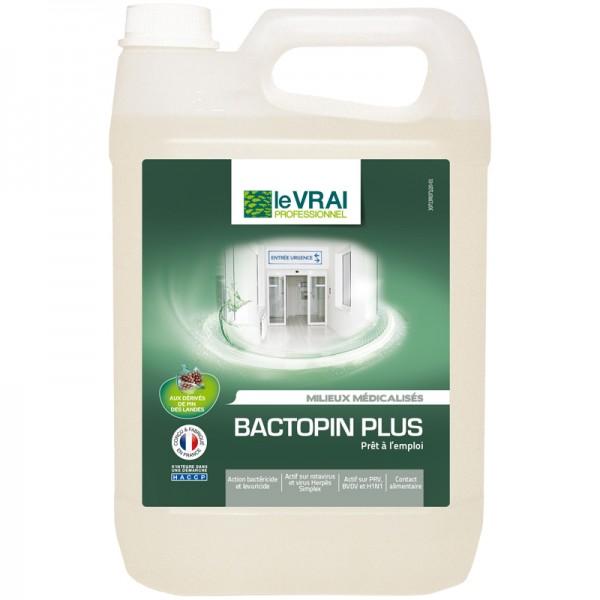 Désinfectant prêt à l'emploi virucide HACCP - 5 litres