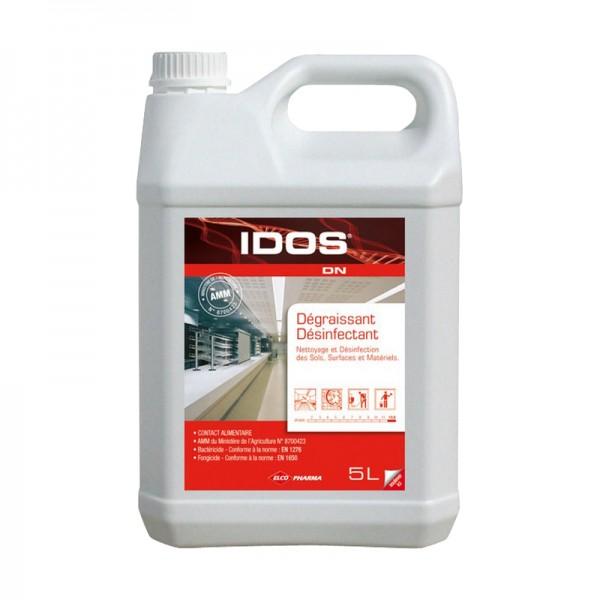Désinfectant et dégraissant sol et surface HACCP - bidon de  5 L