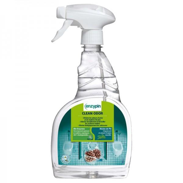 Odorisant pour sanitaires Ecolabel - spray de 750 ml