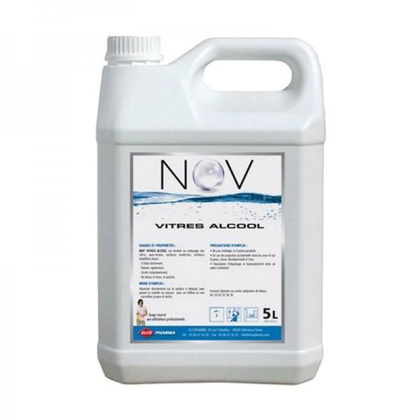 Nettoyant pour vitre - bidon de 5 L