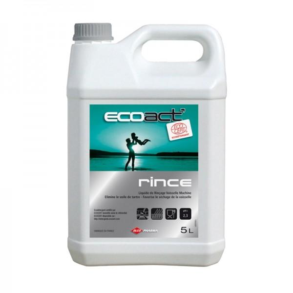 Liquide de rinçage pour lave-vaisselle - bidon de 5 L