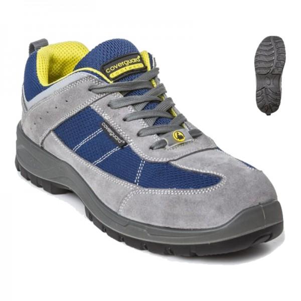 Chaussures de sécurité basses LEAD - tailles 38 à 47