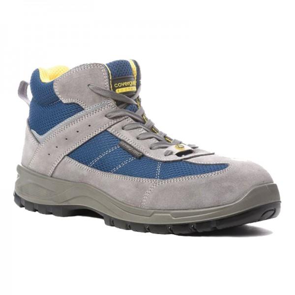 Chaussures de sécurité hautes LEAD - tailles 38 à 47