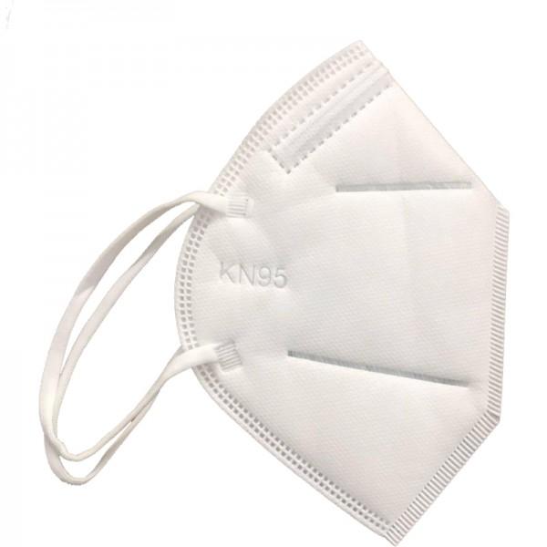 Masque de protection 4 plis FFP2 - Boîte de 20 masques