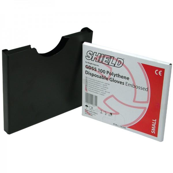 Support de boîte à gants en polyéthylène